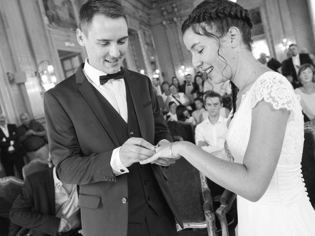 Le mariage de Anthony et Mélissa à Vitré, Ille et Vilaine 18