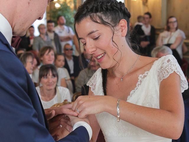 Le mariage de Anthony et Mélissa à Vitré, Ille et Vilaine 19