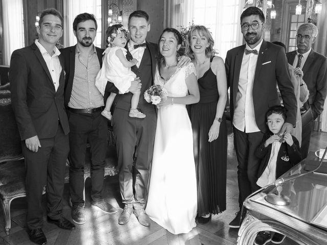 Le mariage de Anthony et Mélissa à Vitré, Ille et Vilaine 21