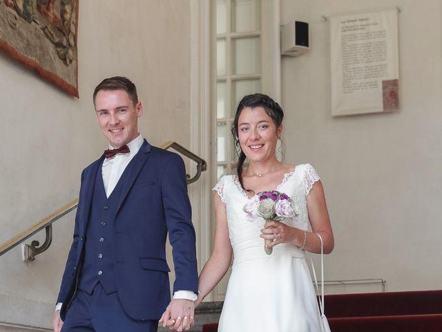 Le mariage de Anthony et Mélissa à Vitré, Ille et Vilaine 22