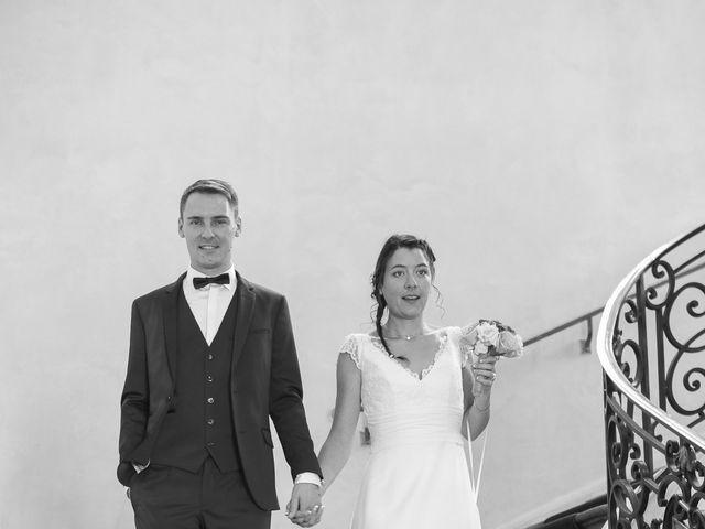 Le mariage de Anthony et Mélissa à Vitré, Ille et Vilaine 23