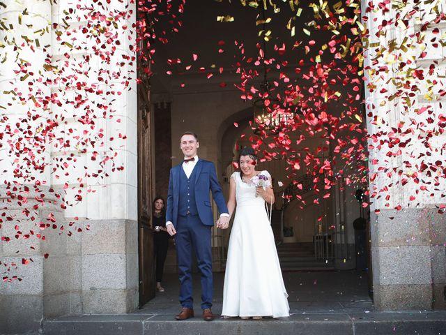 Le mariage de Anthony et Mélissa à Vitré, Ille et Vilaine 25