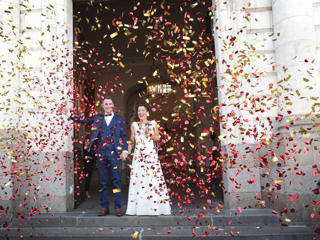 Le mariage de Anthony et Mélissa à Vitré, Ille et Vilaine 26