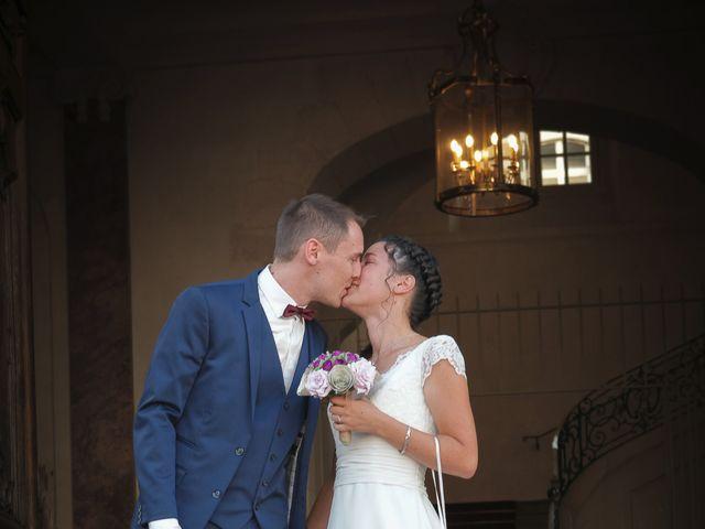 Le mariage de Anthony et Mélissa à Vitré, Ille et Vilaine 27