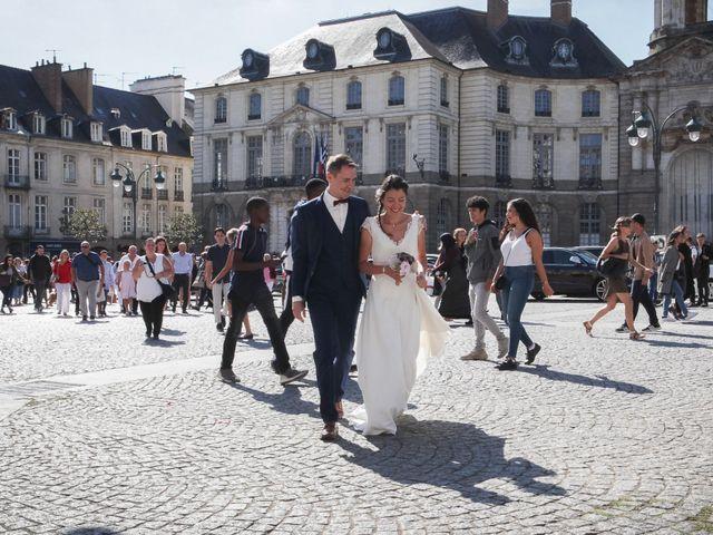 Le mariage de Anthony et Mélissa à Vitré, Ille et Vilaine 28