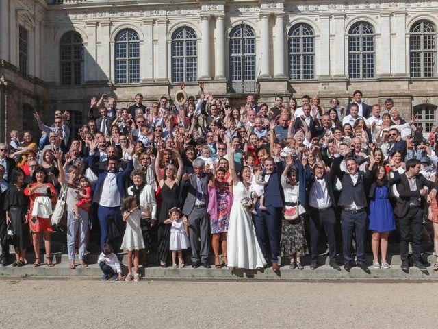 Le mariage de Anthony et Mélissa à Vitré, Ille et Vilaine 30