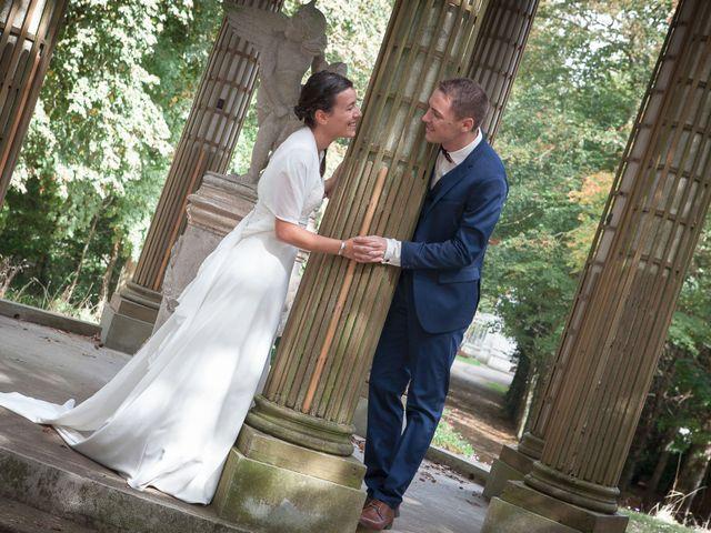 Le mariage de Anthony et Mélissa à Vitré, Ille et Vilaine 59