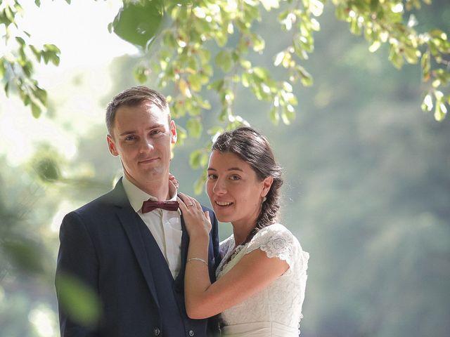 Le mariage de Anthony et Mélissa à Vitré, Ille et Vilaine 62