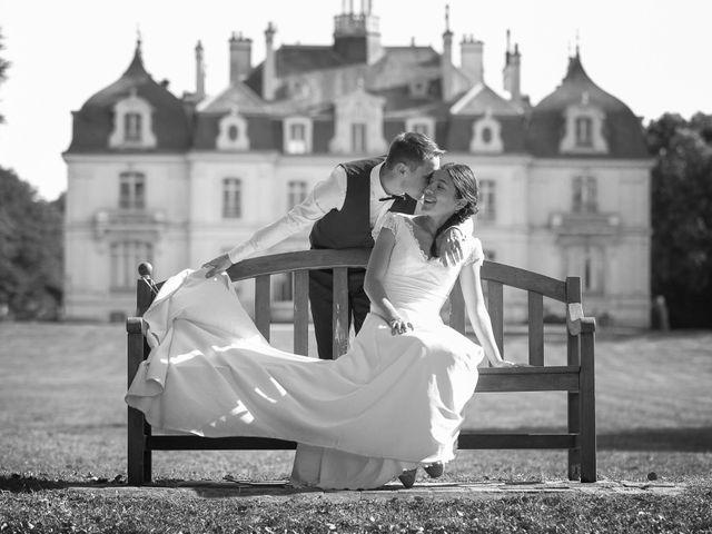 Le mariage de Anthony et Mélissa à Vitré, Ille et Vilaine 63