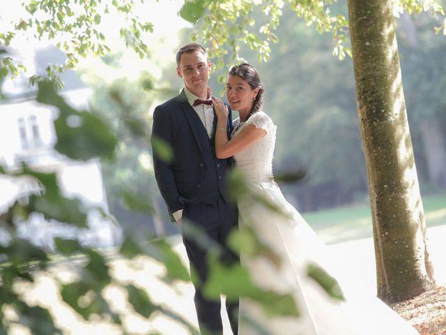 Le mariage de Anthony et Mélissa à Vitré, Ille et Vilaine 64