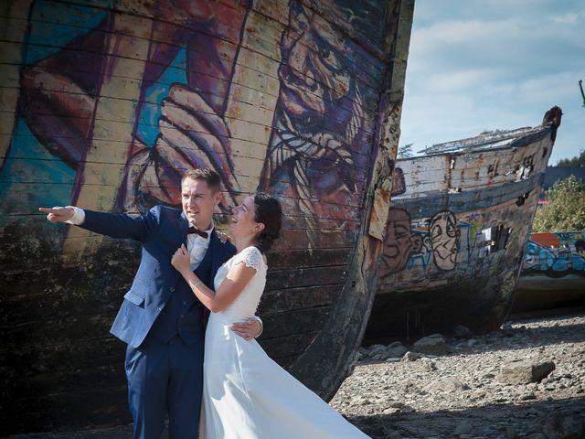 Le mariage de Anthony et Mélissa à Vitré, Ille et Vilaine 65