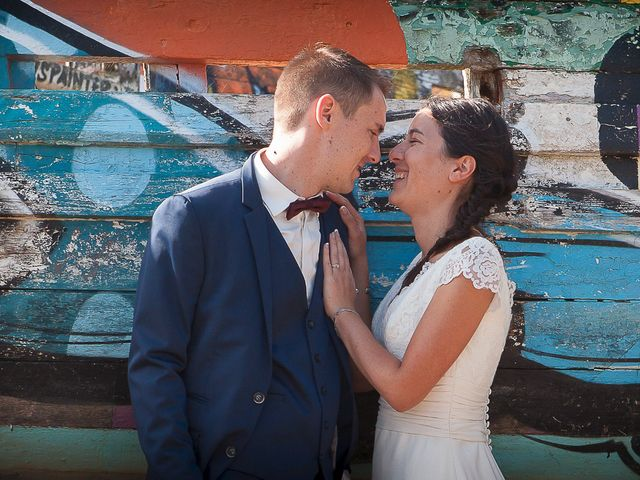 Le mariage de Anthony et Mélissa à Vitré, Ille et Vilaine 66