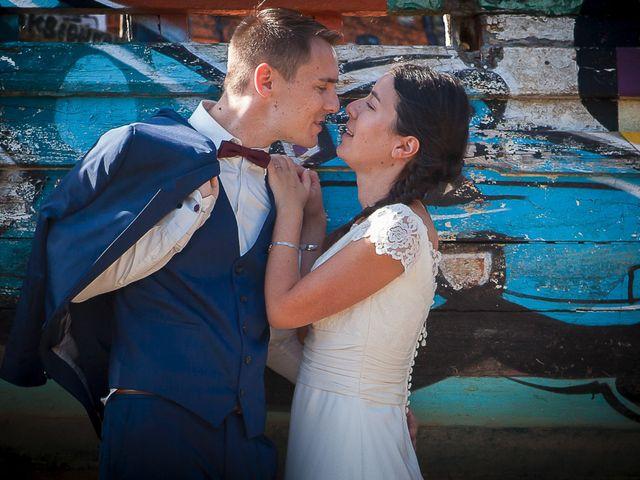 Le mariage de Anthony et Mélissa à Vitré, Ille et Vilaine 68