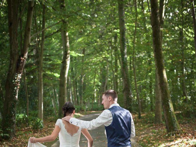 Le mariage de Anthony et Mélissa à Vitré, Ille et Vilaine 73