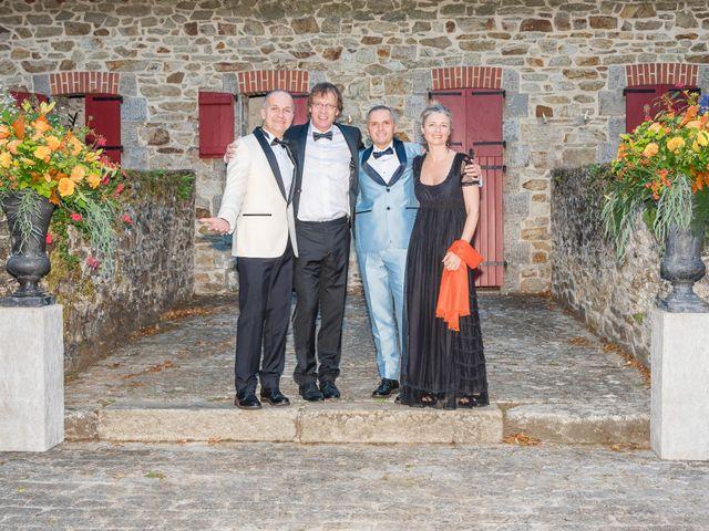 Le mariage de Daniel et Jean-François à Missillac, Loire Atlantique 49