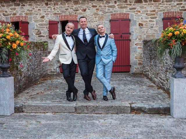 Le mariage de Daniel et Jean-François à Missillac, Loire Atlantique 51