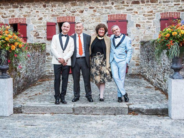 Le mariage de Daniel et Jean-François à Missillac, Loire Atlantique 52