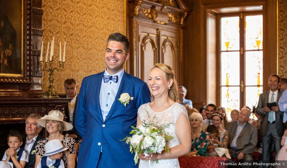 Le mariage de Olivier et Justine à Marseille, Bouches-du-Rhône