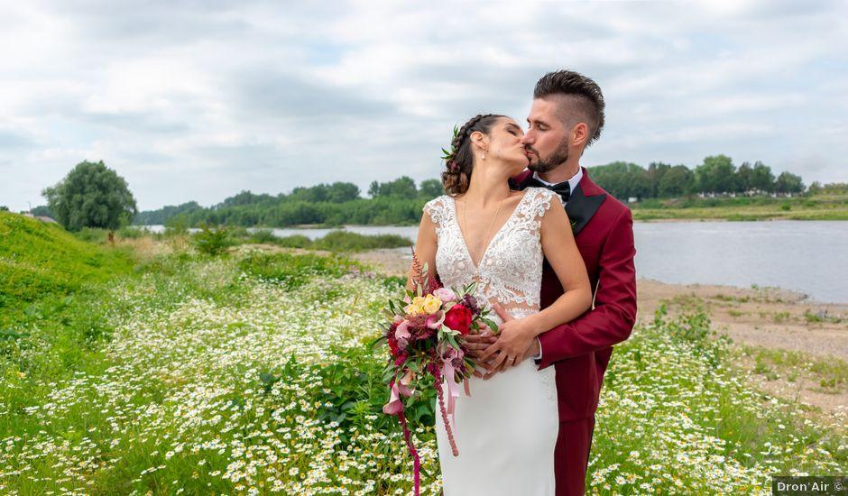 Le mariage de Cyril et Nathalie à Moulins, Allier