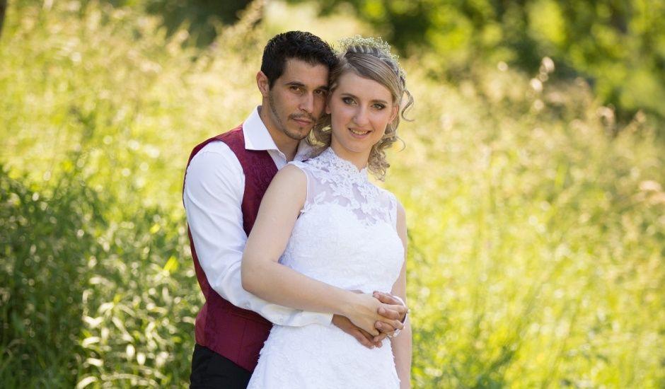 Le mariage de Aurélien et Laura à Yenne, Savoie