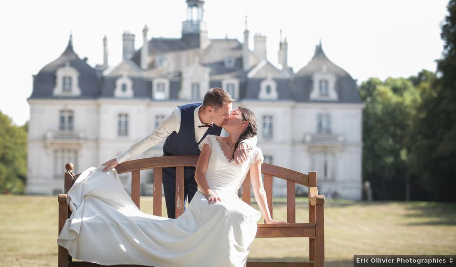Le mariage de Anthony et Mélissa à Vitré, Ille et Vilaine