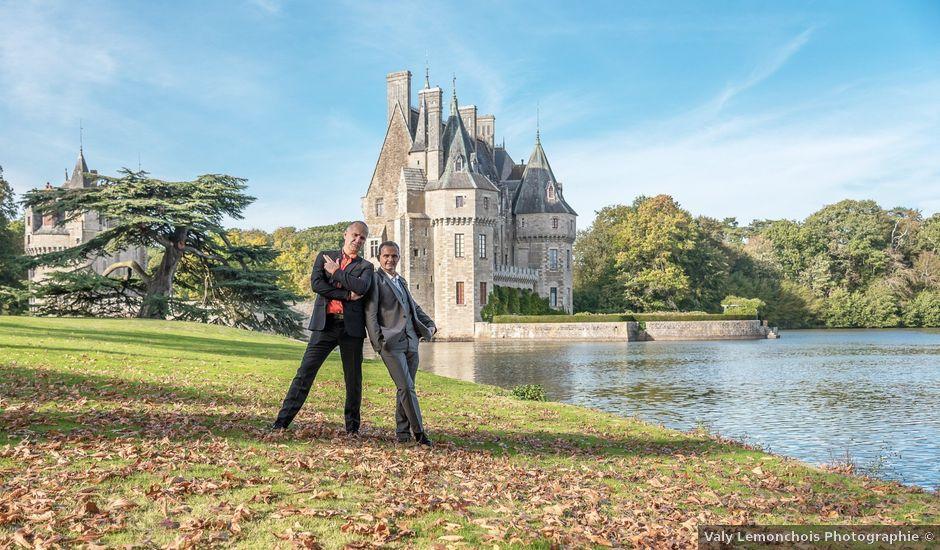 Le mariage de Daniel et Jean-François à Missillac, Loire Atlantique