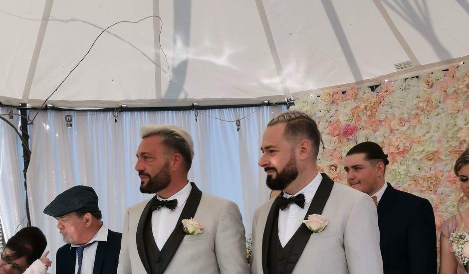 Le mariage de Emmanuel  et Jonathan  à Le Havre, Seine-Maritime