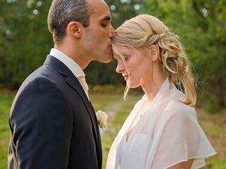 Le mariage de Silke et David