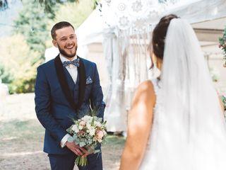 Le mariage de Cansu et Josian 1