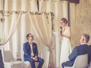 Le mariage de Bénédicte et Cyril