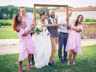Le mariage de Nadiege et Guillaume