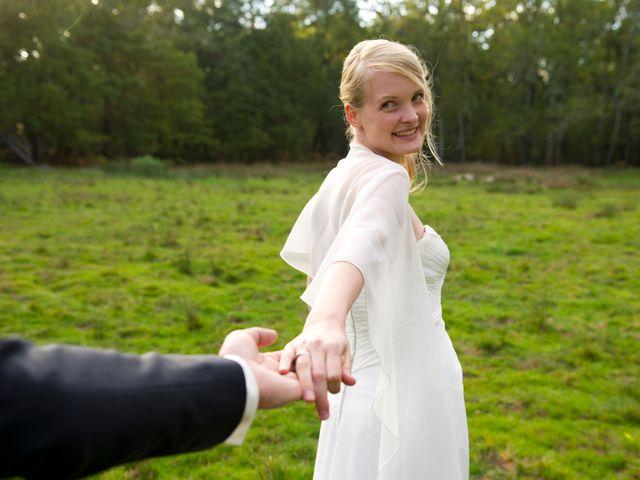 Le mariage de David et Silke à Cabanac-et-Villagrains, Gironde 27