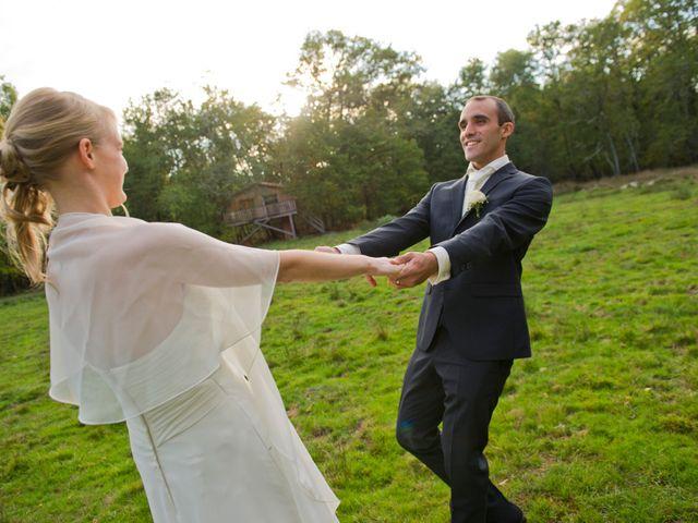Le mariage de David et Silke à Cabanac-et-Villagrains, Gironde 28