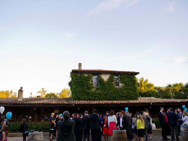 Le mariage de David et Silke à Cabanac-et-Villagrains, Gironde 38
