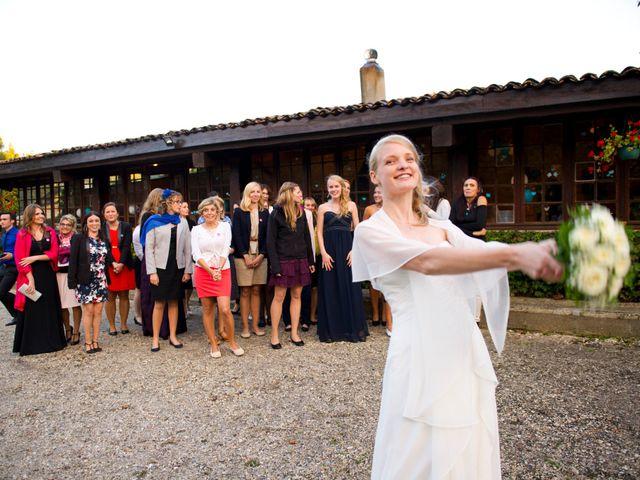 Le mariage de David et Silke à Cabanac-et-Villagrains, Gironde 39