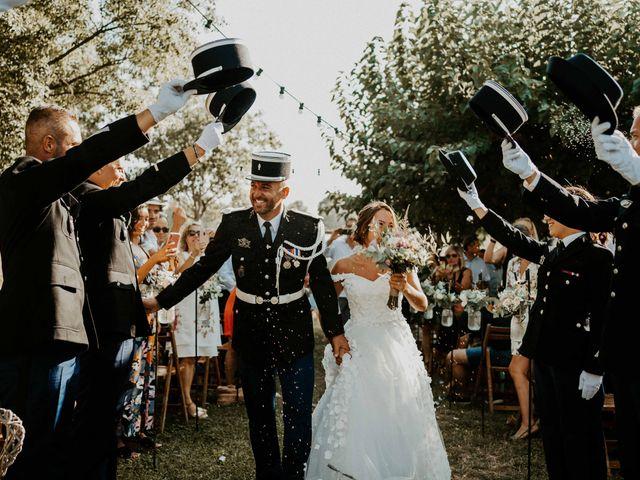 Le mariage de Richard et Victoire à Lançon-Provence, Bouches-du-Rhône 29