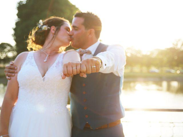 Le mariage de Anthony et Anne-Claire à Saint-Pierre-de-Plesguen, Ille et Vilaine 1