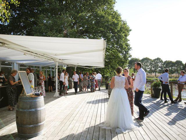Le mariage de Anthony et Anne-Claire à Saint-Pierre-de-Plesguen, Ille et Vilaine 14