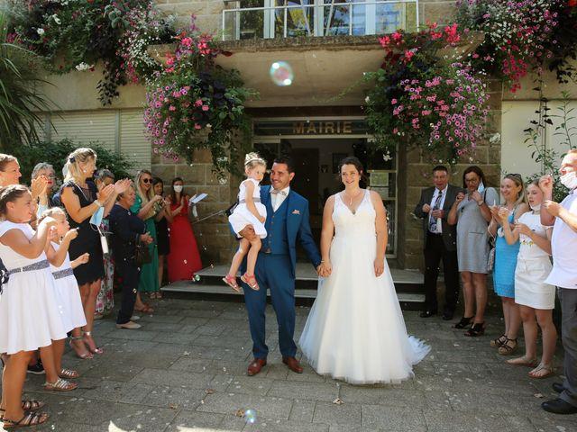Le mariage de Anthony et Anne-Claire à Saint-Pierre-de-Plesguen, Ille et Vilaine 24