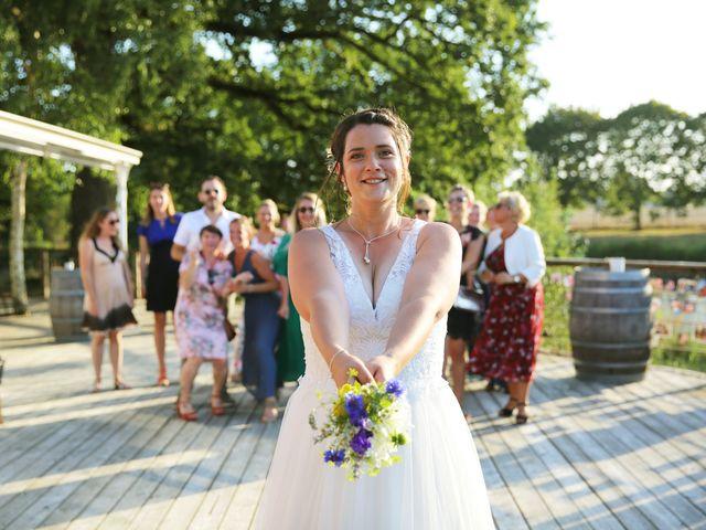 Le mariage de Anthony et Anne-Claire à Saint-Pierre-de-Plesguen, Ille et Vilaine 25