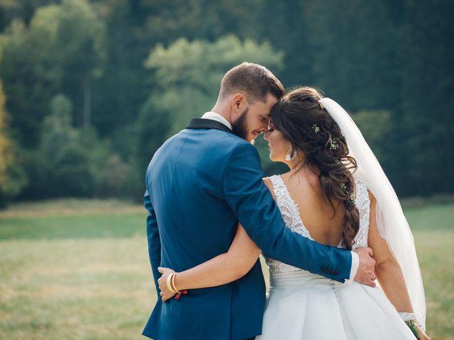 Le mariage de Cansu et Josian
