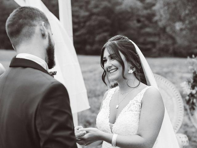 Le mariage de Josian et Cansu à Oberhaslach, Bas Rhin 14