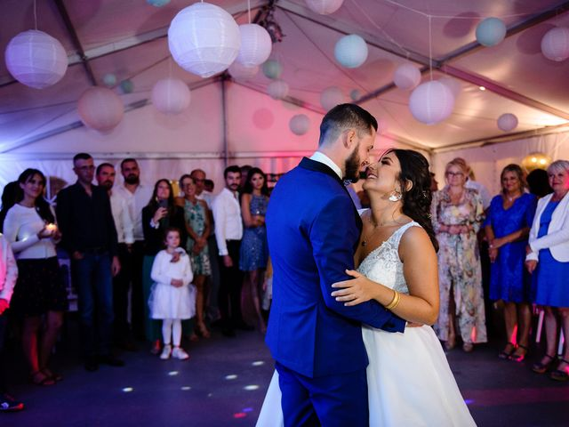 Le mariage de Josian et Cansu à Oberhaslach, Bas Rhin 21