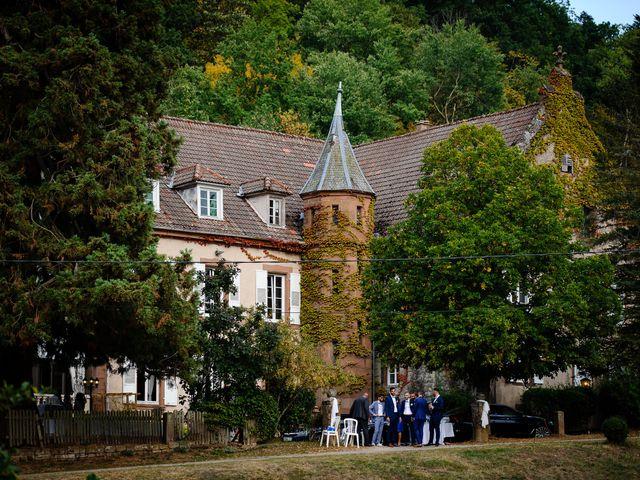 Le mariage de Josian et Cansu à Oberhaslach, Bas Rhin 27