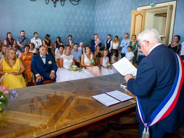 Le mariage de Steven et Caroline à Castres, Tarn 4