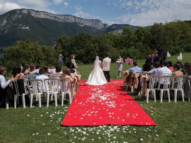 Le mariage de Guillaume et Ruoxi à Annecy, Haute-Savoie 27