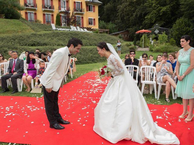 Le mariage de Guillaume et Ruoxi à Annecy, Haute-Savoie 34
