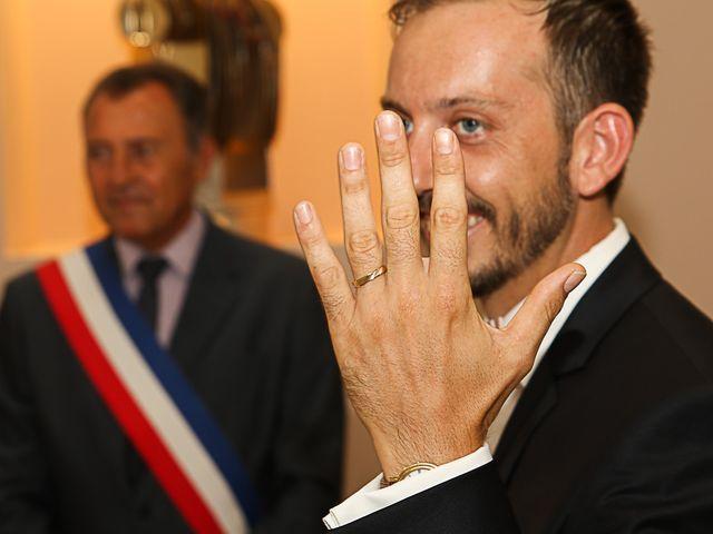 Le mariage de Benoit et Noémie à Villeneuve-Loubet, Alpes-Maritimes 5