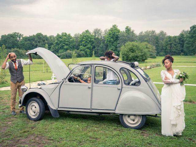 Le mariage de Guillaume et Nadiege à Noailly, Loire 10