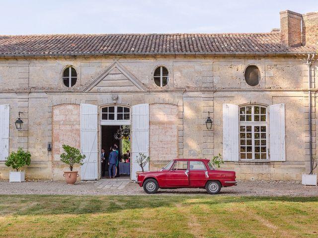 Le mariage de Vivien et Agathe à Camiac-et-Saint-Denis, Gironde 1